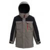 Burton Covert Jacket - Kid's, Bog Heather / True Black, Large
