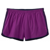 Brooks Go-To 3 Inch Short - Womens, Violet/Navy, Medium, 030