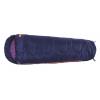 Easy Camp Cosmos Junior Mummy Sleeping Bag, Purple