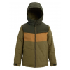 Burton Ropedrop Jacket - Kid's, Martini Olive, Large
