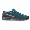 La Sportiva TX2 Approach Shoe - Women's, Opal/Aqua, 36