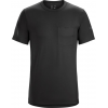 Arc'teryx Anzo T-Shirt - Men's, Black, Medium