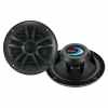 """Boss Audio  6.5 Dual Cone Marine Coaxial Speaker Pair - 180W - Black"""