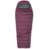 """Marmot Argon 25 Sleeping Bag, Burgundy/Total Eclipse, Short,  5'6 / LZ"""