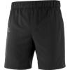 Salomon Agile 2 in 1 Short - Men's, Black, Large
