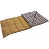 Master Sportsman Safari 6 10-20 Degree Sleeping Bag, Brown Duck, 39In X 80In
