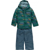 Columbia Frosty Slope Snow Set - Toddlers, Pine Green Strokes, 2T