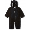 Columbia Foxy Baby Sherpa Bunting - Infants, Black/Slate Grey, 0/3