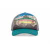 Sunday Afternoons Artist Trucker Cap, Rainbow Trout, One Size