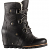 Joan Of Arctic Wedge Mid Shearling Casual Boot - Women's