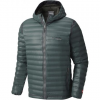 photo: Columbia OutDry Ex Gold Hooded Down