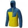 photo: Mountain Hardwear Dynotherm Down Hooded Jacket