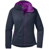 photo: Outdoor Research Women's Ascendant Hooded Jacket