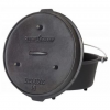 Deluxe 14in. Cast Iron Dutch Oven