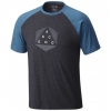 Ascend Blocked Short Sleeve T - Men's