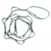 11/16 in. Tubular Nylon Daisy Chain