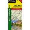 Banff North Trail Map