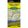 Absaroka - Beartooth Wilderness West Trail Map