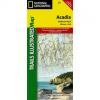Acadia National Park Trail Map