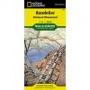 Bandelier National Monument Trail Map