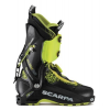 Scarpa Alien RS Alpine Touring Boot, Carbon Black, 25