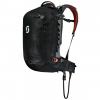 SCOTT Backcountry Guide AP 30 Kit, Black/Burnt Orange, 30 L