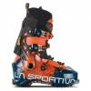 La Sportiva Synchro Mens Alpine Touring Boot, Ocean Lava, 27.5