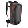 Ortovox Ascent 22 Avabag Kit, Black Anthracite, 22 Liter