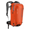 Ortovox Ascent 22 Avabag Kit, Crazy Orange, 22 Liter