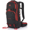 Arva Reactor 18 L Airbag  Backpack-Black/Red-18 L