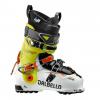 Dalbello Lupo AX 115 Ski Boots, Unisex, White-Black-Green, 28.5