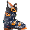 Scarpa Freedom Men's Alpine Touring Boot, Midnight/Orange, 26