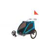 Thule Coaster XT-Blue/Black
