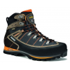 Asolo Shiraz GV Backpacking Boot - Men's-Black/Nicotine-Medium-8 US