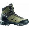 Lowa Camino GTX Flex Backpacking Boot - Men's-Grey/Black-Medium-8