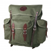 Duluth Pack Wanderer Backpack-Olive Drab