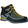 Asolo Jumla GTX Mountaineering Boot - Men's-Graphite/Grey-Medium-8.5