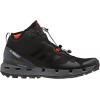 Adidas Outdoor Terrex Fast GTX-Surround Hiking Boot - Men's-Blk/Blk/Vista Grey-6-Medium