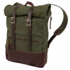 Duluth Pack Deluxe Roll-Top Scout Pack-Olive Drab