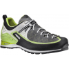 Asolo Salyan Approach Shoe - Men's-Graphite/Lime Green-Medium-8.5 US