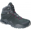 Mammut Comfort Tour Mid GTX SURROUND Hiking Boot - Women's-Graphite/Amarante-Medium-8