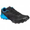 Salomon S-Lab XA Amphib Trail Running Shoe - Men's-Blk/Transcend/Red-Medium-8