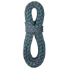 BlueWater Ropes Wave 9.3 mm Climbing Rope-Blue/Red-Double Dry-60 m