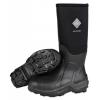 Muck Boots Mens Arctic Sport High Performance Sport Boot, Black, 7