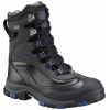 Columbia Bugaboot Plus Titanium Omni-Heat OutDry Winter Boot - Men's-Black/Royal-Medium-7.5