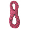 BlueWater Ropes Wave 9.3 mm Climbing Rope-Pink/Black-No Treatment-60 m