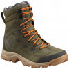 Columbia Gunnison Plus Leather Omni-Heat Winter Boot - Men's-Nori/Desert Sun-Medium-8