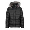 Marmot Hailey Jacket - Girl's-Black-X-Small