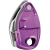 Petzl GriGri w/Assisted Braking Belay Device w/Anti-Fanic Feature, Violet