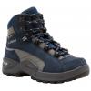 Lowa Kody GTX Mid Junior Hiking Boot - Kid's-Burgandy-27 Euro